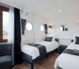 Magnifique II cabin twin suite upper deck