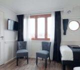 Magnifique  cabin twin suite upper deck