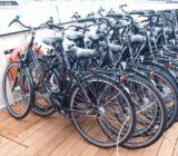 Magnifique  exterior deck bikes