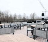 Magnifique III exterior deck