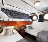 Magnifique cabin triple