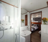 Princesse Royal cabin twin bathroom