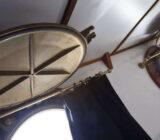 Magnifique cabin twin porthole