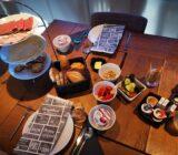 Magnifique II breakfast