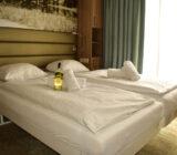 De Holland cabin double bed