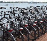 De Holland deck bikes