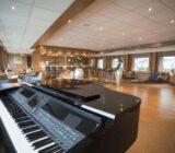 De Amsterdam salon piano