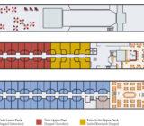 Floor plan De Amsterdam 2020