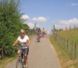 cycling between Maastricht Amsterdam