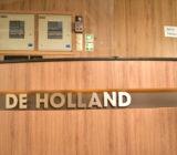 De Holland reception