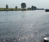 river Waal Between Heusden Gorinchem ()