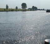 river Waal Between Heusden Gorinchem