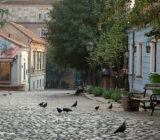 Belgrade Skadarlija street