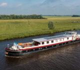 Sailing through Friesland