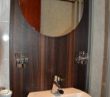 Fluvius washing basin sink
