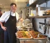 Chef Rutger and sailor Thomas Magnifique
