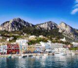 Amalfi Coast and Gulf of Naples Capri