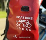 Boat Bike Tours Backpack
