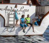 Andela Lora swim platform