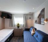Arkona twin cabin lower deck