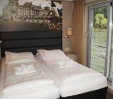 Cabin suite upper deck