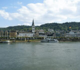Boppard city view