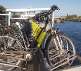Bikes at Fluvius