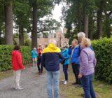 Visit to Wissekerke castle