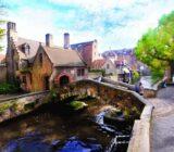 Bruges old centre Jan DHondt