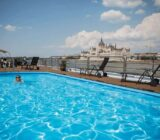 Carissima deck pool