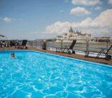 Carissima deck pool