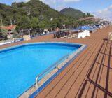 Carissima exterior deck