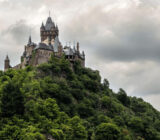 Cochem Mosel view castle