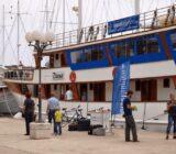 Croatia South Dalmatia ship