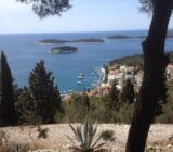 Croatia South Dalmatia view