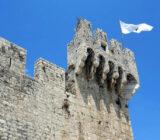 Croatia Trogir castle