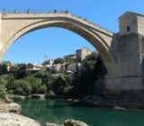 Croatia bridge