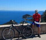 Croatia cycling relaxing