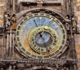 Czech Republic Prague astronomical clock
