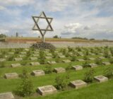 Czech Republic Terezin memorial cemetery