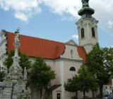 Hainburg church