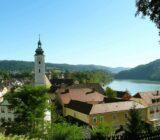 Danube Passau Vienna Passau Austria Grein