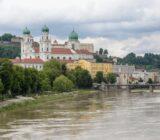 Danube Passau Vienna Passau Austria Passau