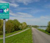 Danube Danube cyclepath