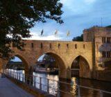Doornik Tournai Pont des Trous