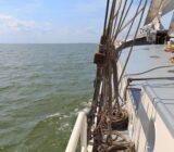 Elizabeth sailing