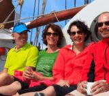 Elizabeth sailing guests