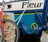 Anchor of Fleur and bikes