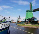 Hello windmills! Hello Zaanse Schans!