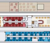 Floor plan Bordeaux